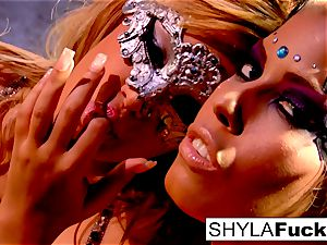 Shyla and Bridgette are a ideal match