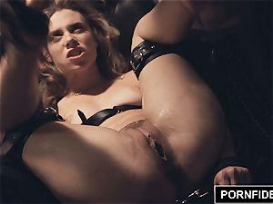 PORNFIDELITY Anya Olsen Condom Fetish bitch