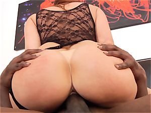 Janet Mason lures her boy from his football game