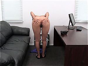 warm anal invasion creampie at pornography casting