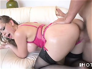 HOTGOLD jaw-dropping Kagney is mischievous for boner