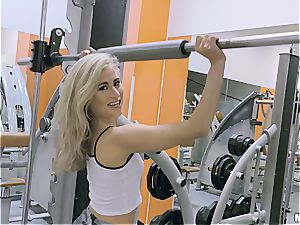 Gym receptionis ravage point of view