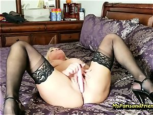 pack Up the Strippers gaping vag with Ms Paris Rose