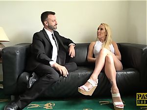 Lexi Ryder gets plumbed firm and roughly by Pascal milky