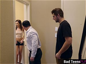 whorey sista penalize torn up For Messing With StepBro S5:E9