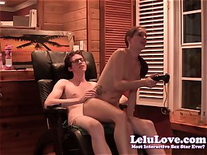 Lelu Love-Fucking Away From movie Games