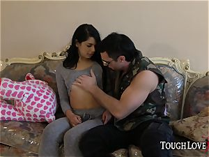 TOUGHLOVEX Gina Valentina disciplined for being a bad doll