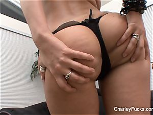 Naturally buxom Charley haunt gets dicked down