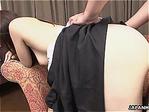 chinese maid made to penetrate her sir like mad