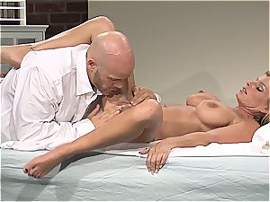 Kristal Summers gets a thorough examination