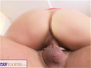 sport rooms orgy greedy platinum-blonde Russian milf suck