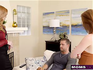 mommy Helps daughter-in-law train Step brutha A Lesson S9:E9