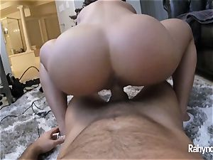 Rahyndee James hot donk In Your Face HD