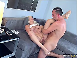 Kylie Page gets paid for her services