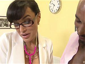 Lisa Ann fabulous milf physician