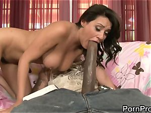 kinky Charley chase bj's on this freaky sized trunk