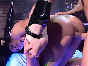 Audrey Bitoni gets her torrid pussy filled with dick