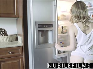 NubileFilms - Day Dreaming About rod Till She pops