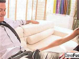 casting couch with Bradley that concludes with a creampie