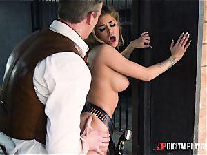 Western fuckbox tearing up with Jessa Rhodes and Misha Cross