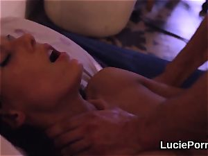 Trainee girl/girl ladies get their open up beavers licked and romped