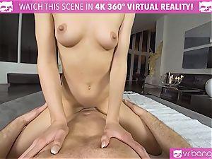 VRBangers.com nimble Jill Will stretch Her appetizing fuckbox