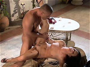 India Summers India Summers is enjoying the gigantic hard-on pleasuring her super-steamy poon har