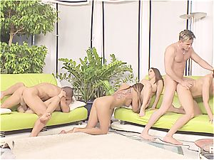 nasty musical stools sex game part five