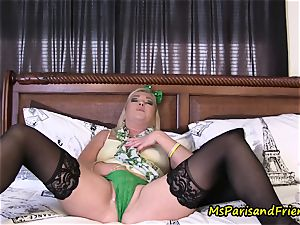 St Patrick's Day mother sonny Taboo