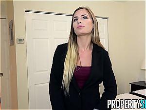 PropertySex supreme Real Estate Agent Bones Sugar father