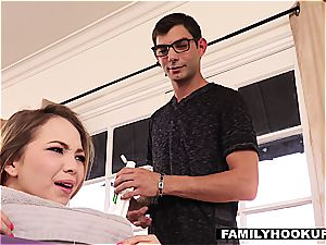 FamilyHookups- pawing My crazy Stepsister Down