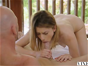 VIXEN.com Bad daughter-in-law likes hook-up too much